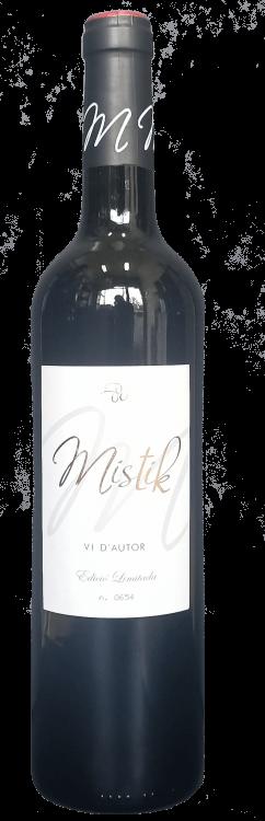 Imagen Botella Mistik vino de autor
