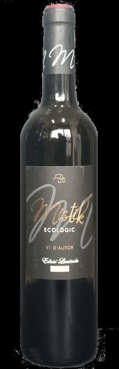 Imagen BotellaMistikEcologic vino de autor