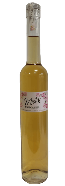 Imagen de Botella de Moscatel MISTIK