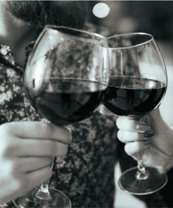 Imagen Brindis con vinos Alkimia