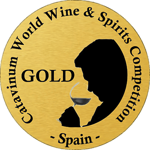 Imagen medalla de Catavinum-Gold