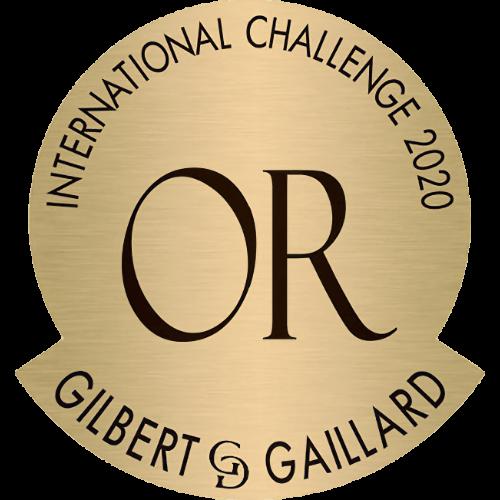 Imagen de Medalla GilbertGaillard-Oro