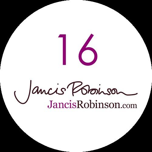 Medalla 16 Jancis Robinson