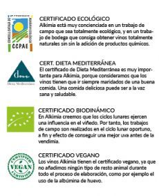 Ecologia Imagen Certificados