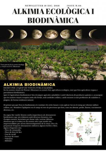 News 04 Cat 1 Alkimia Ecological i Biodinamica