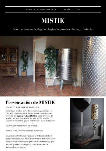 News 05 Cast 1 Presentacio de MISTIK