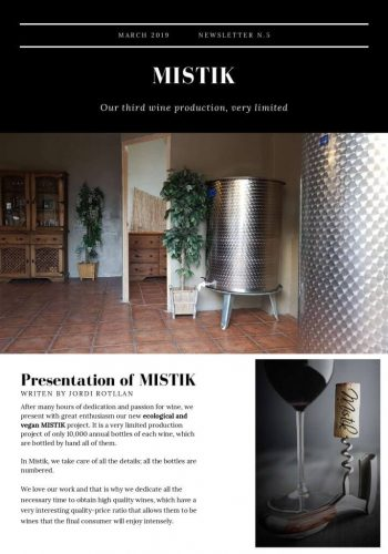 News 05 Eng 1 Presentation of MISTIK