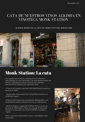 News 06 Cast 1 Monk Station: la cata