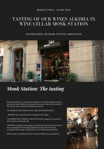 News 06 Eng 1 Monk Station :The tasting