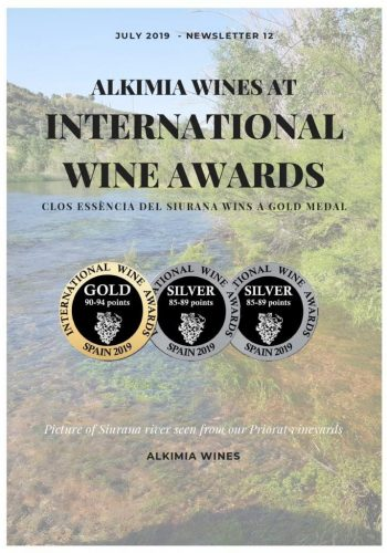 News12 ALKIMIA WINES AT International Wines Awards