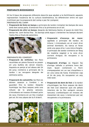 News 16-2 CAT Preparats biodinamics