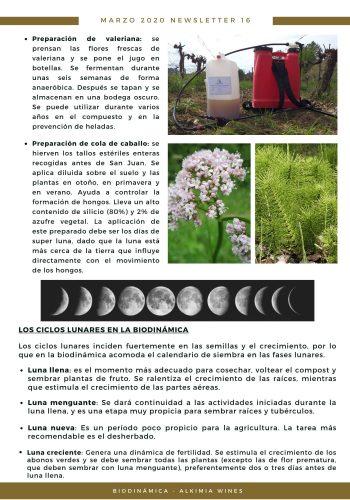 News 16-3 CAST Biodinamica Alkimia Wines