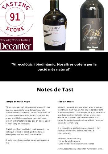 News 25-2 CAT Notes de Tast