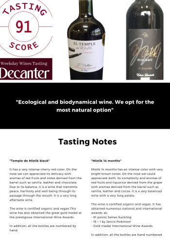 News 25-2 ENG Tasting Notes
