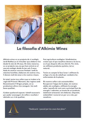 News 26-2 CAT La filosofia d'Alkimia Wines