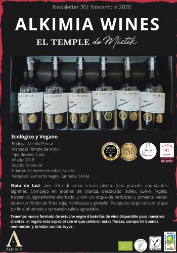 Newsletter 30 CAST El temple de Mistik